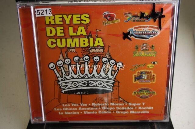 Various Artists Reyes De La Cumbia CD