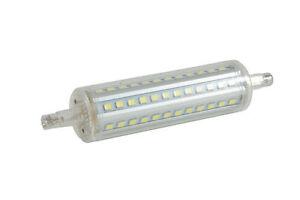 Lampadina lampada led r7s 118mm led 2835 sostituzione alogena luce