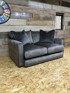 Ashley-Manor-2str-sofa-brown-mushroom-taupe-fabric-velvet-retro-60s-70s-style