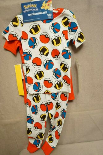POKEMON LEGO MOVIE ELMO OR SNOOPY 2 /& 4 PIECE PAJAMAS ASSORTED SIZES BNWT