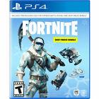 Fortnite Deep Freeze 2018 Bundle For PlayStation 4