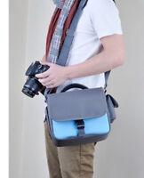 shoulder camera bag case for Nikon D3100 D3200 D7100 D5100 D5200 D800 D700 D90