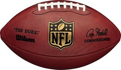 Wilson Official NFL Authentic Game Ball Football
