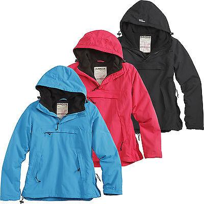 SURPLUS LADIES WINDBREAKER S-XL, Hooded Windjacke Regenjacke Ski Snowboard Jacke
