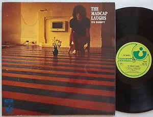 Syd Barrett The Madcap Laughs 1st Press Export France 70