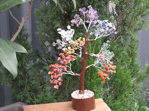 Large-Chakra-Crystal-Gemstone-Bonsai-Tree-On-wooden-base