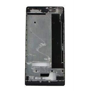 Carcasa-Intermedia-Marco-Huawei-P7-Negro-Original-Usado