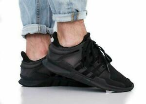 cheap for discount f511b 0c728 Details about adidas Originals EQT Equipment Support Adv Advance Black  Trainers - CP8928
