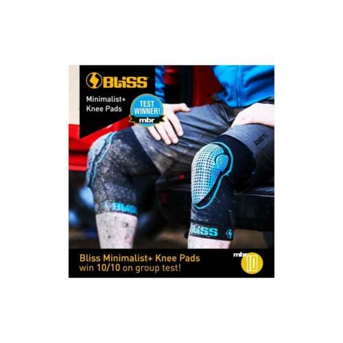 10//10 in MBR! Bliss Protection ARG Minimalist Knee Pads