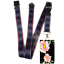 Beautiful-FLOWERS-Standard-size-ID-badge-holder-and-lanyard-neck-strap-gift thumbnail 56