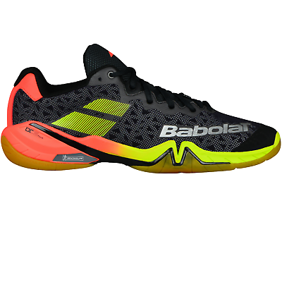 Obliging Babolat Shadow Tour Schuhe Badminton Squash Hallenschuhe Indoor Black 30s1801296 Athletic Shoes