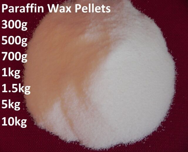 Paraffin Wax Pellets for making Candles 300g,500g,700g,1kg,1.5kg,5kg,10kg