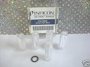 INFICON-D-TEK-SELECT-FILTERS-5-w-O-Ring-712-707-G1
