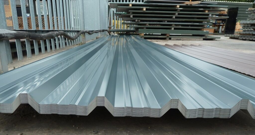 Shed Roofing Sheets Steel Metal Tin Box Profile