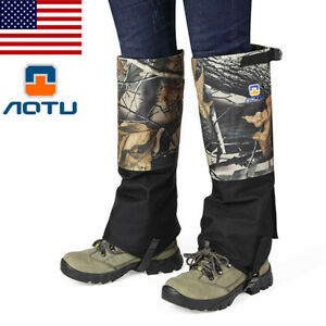 Anti-Bite-Snake-Guard-Leg-Protection-Outdoor-Snow-Proof-Gaiter-Cover-Camping