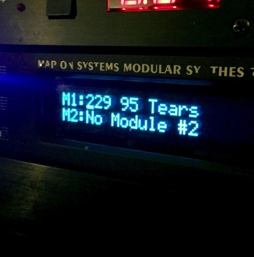 Marion MSR-2 MSR-2 MSR-2 Personalizado (Rojo Systems azul ámbar) pantalla OLED  ecedbd