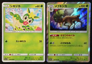 POKEMON JAPANESE RARE CARD HOLO CARTE Blacephalon R 031//064 SM11a JAPAN MINT