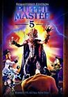 Puppet Master 5 Re-mastered DVD 1994 Region 1 NTSC