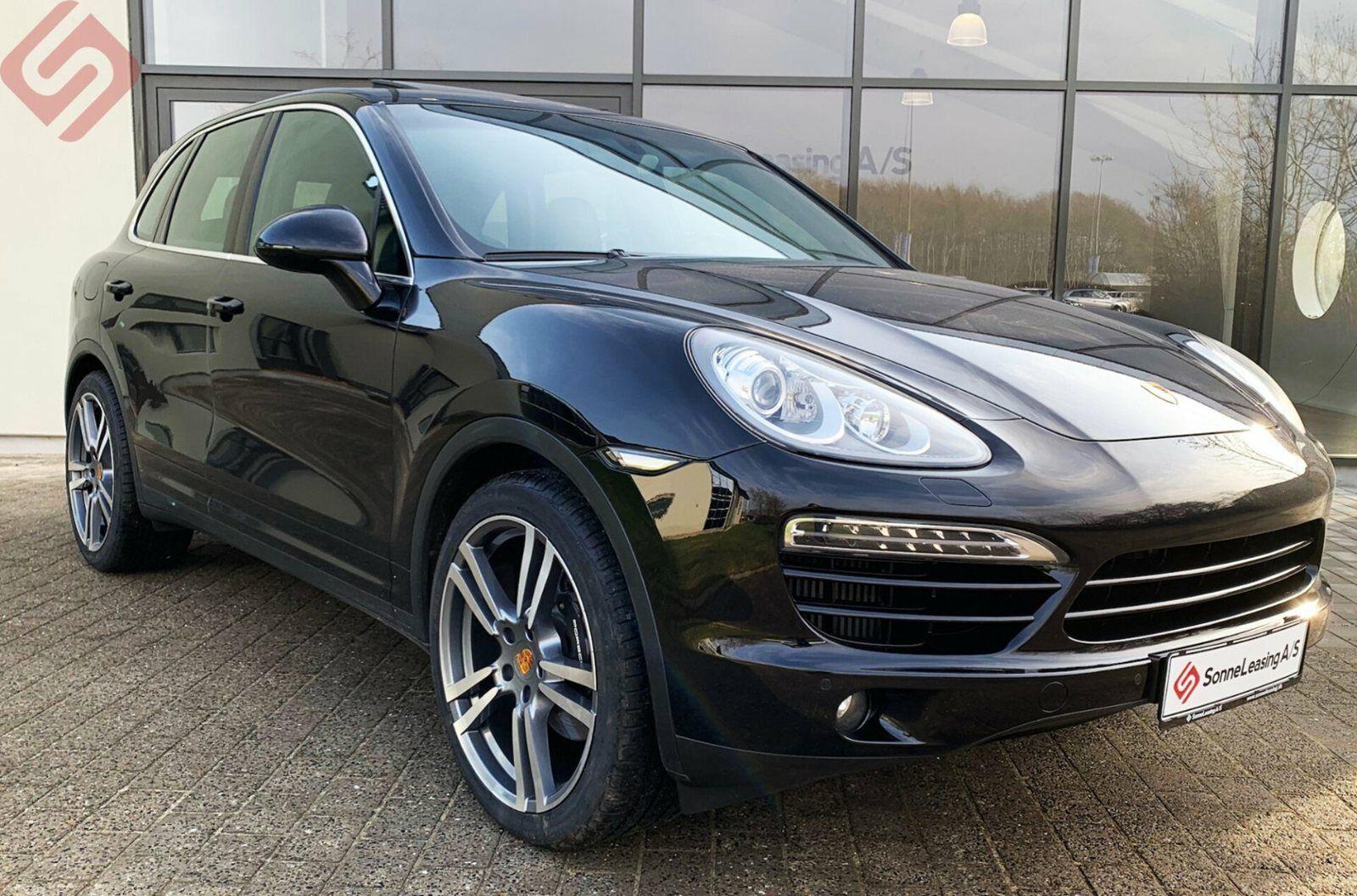 Porsche Cayenne 3,0 D Tiptr. 5d - 3.116 kr.