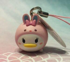 Disney-Tsum-Tsum-Konami-Arcade-Strap-RARE-Japan-Import-Easter-Bunny-Daisy