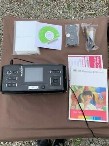HP Photosmart A717 Digital Photo Inkjet Printer Free Shipping