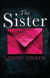 The-Sister-by-Louise-Jensen-Paperback-Highly-Rated-eBay-Seller-Great-Prices