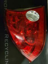 Tail Light For 2004 2005 Honda Civic Driver And Passenger