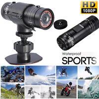 Full Hd 1080p Dv Mini Waterproof Sports Kamera Fahrradhelm Action Dvr Video Cam