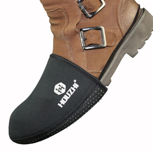 Motorcycle Gear Shifter Shoe Boots Protector Shift Sock Boot Cover Anti-slip
