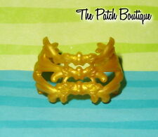 ✿ MONSTER HIGH LAGOONA FIRE FREAKY FUSION DOLL REPLACEMENT GOLD BELT ONLY✿