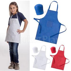 Grembiuli Da Cuoco Per Bambini.Dettagli Su Grembiule Cucina Bambino Con Cappello Cuoco Masterchef Tasca Set Bimbo Pizzeria