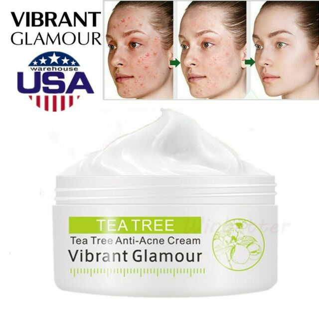 Natural Herbal Anti Acne Scar Cream Spot Acne Removal Ointment
