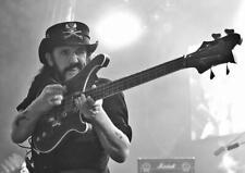 Lemmy/'s Rickenbastard guitar ART POSTER A3 size