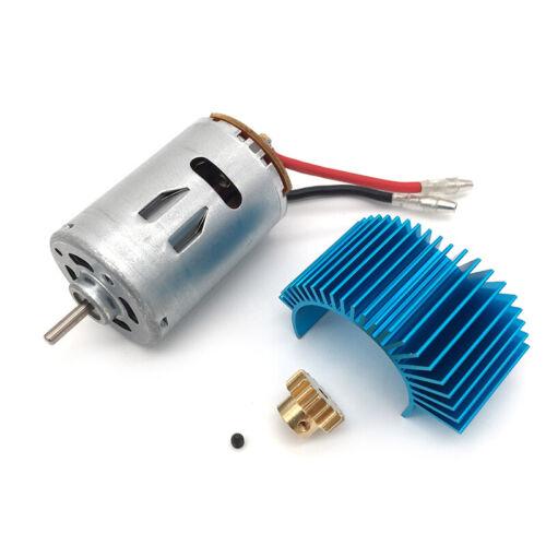 RC Upgrade Zubehör Motor Für Wltoys 12428 12423 1//12 Car Ausrüstung Verkauf