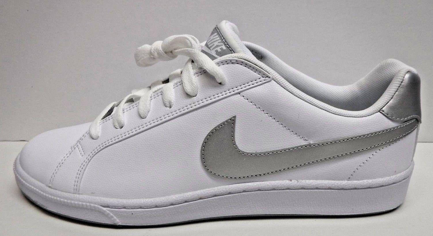 Nike Größe 11 WEISS Sneakers NEU Damenschuhe Schuhes