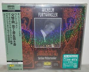 SHM-CD-BEETHOVEN-FURTWANGLER-SYMPHONIEN-7-8-PLATINUM-JAPAN-UCCG-40034