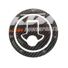 KTM DUKE 125 200 390 Custom Made Tank Cap Sticker or Fuel Cap Pad Protector..