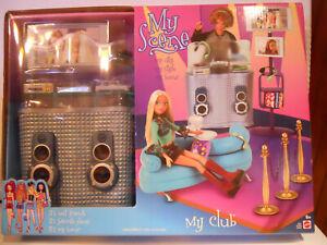 Mattel 105114 Barbie My Scene Club Accessory Set