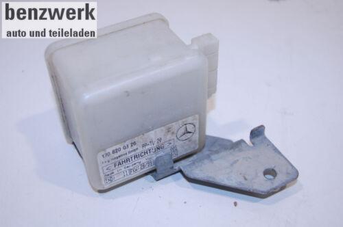 Mercedes SLK R170 Steuergerät  Alarmanlage Abschleppschutz 1708200326