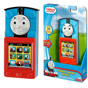 Fisher-Price-Thomas-the-Tank-Engine-Smart-Phone-Kids-Baby-Toddler-Talking-Toy