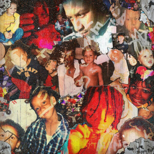 X707 Trippie Redd A Love Letter To You 4 Rap 2020 Mixtape Fabric Poster 32 24x24