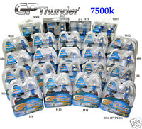 Authentic Gp Thunder 7500k Super White Xenon Light Bulbs For Fog 880 881 899 893