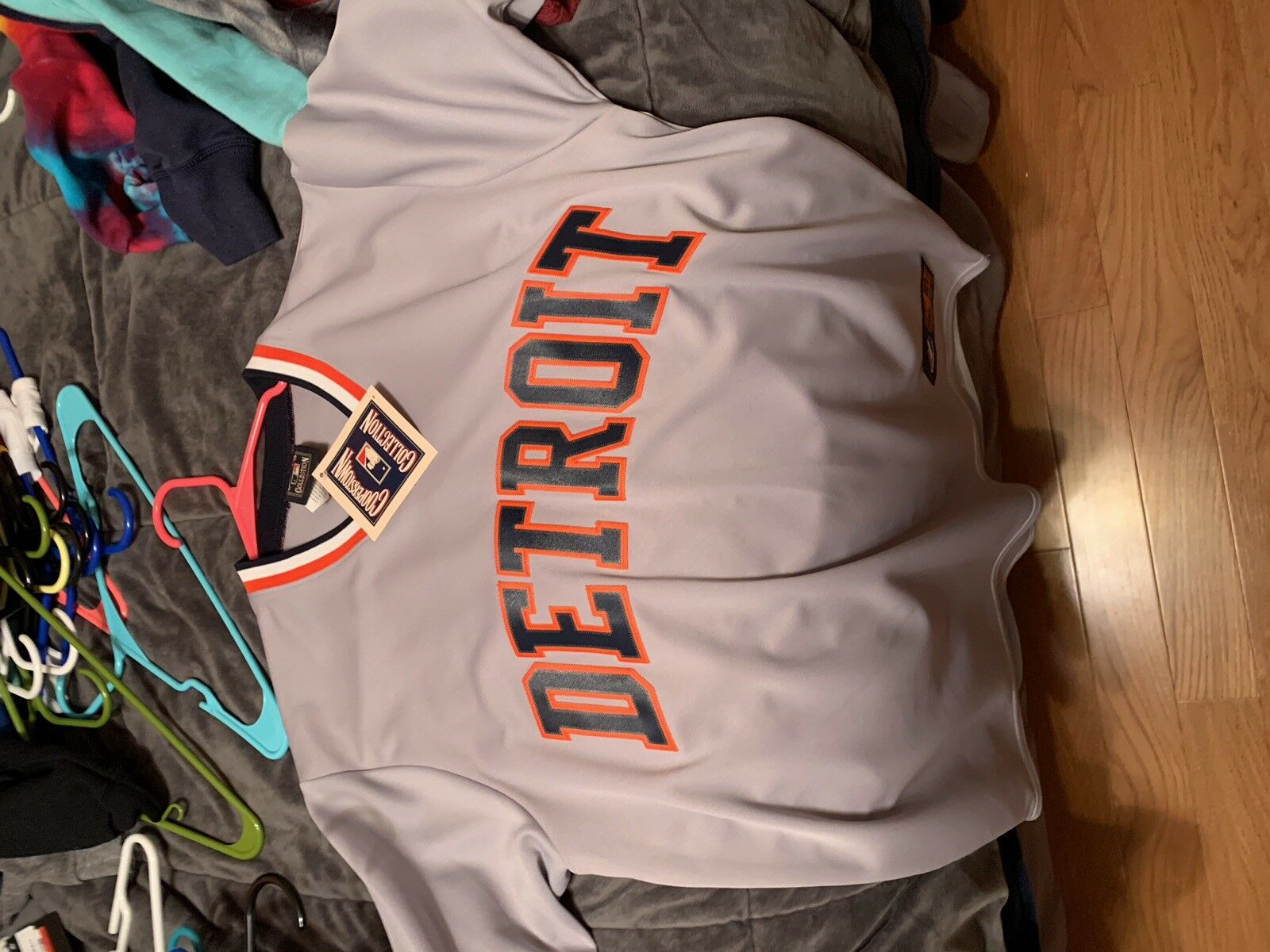 b759e69f43b Enimen Detroit Tigers Jersey Rare Limited vurmwi5123-Baseball Shirts ...