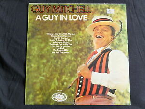 Guy Mitchell  A Guy In Love - <span itemprop='availableAtOrFrom'>Stockport, Greater Manchester, United Kingdom</span> - Guy Mitchell  A Guy In Love - Stockport, Greater Manchester, United Kingdom