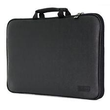 "Dell Precision M6700 M6600 17"" Laptop Case Sleeve Bag Memory Foam Black i"