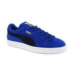 Image is loading PUMA-SUEDE-CLASSIC-LADIES-UK-SIZES-3-5- 0280329d34
