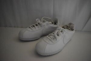 494002eb5d0 749502-100 NIKE CORTEZ GS classic white lifestyle youth size 7y ...