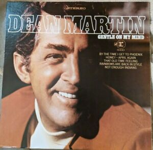 Dean-Martin-Gentle-On-My-Mind-Vinyl-lp-Reprise-RS-6330-Stereo