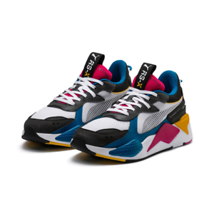 Details about New PUMA RS-X Toys Sneakers Shoes-  White/Royal/Red(369449-02/36944902)