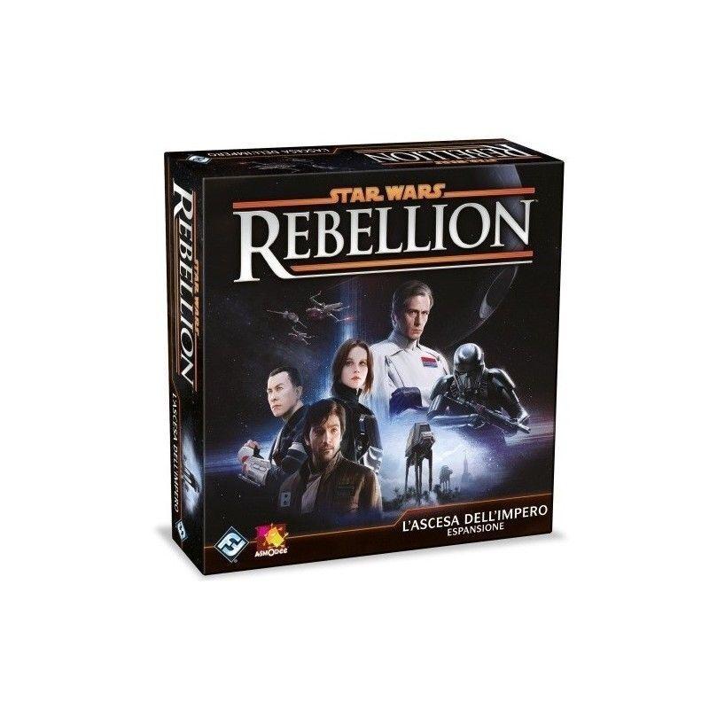 Star Wars Rebellion: L'Ascesa dell'Impero - Italiano NUOVO Spedizione 24h